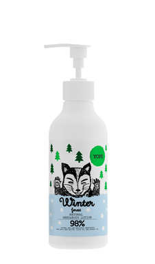 Winter Forest Natural Hand and Body Lotion